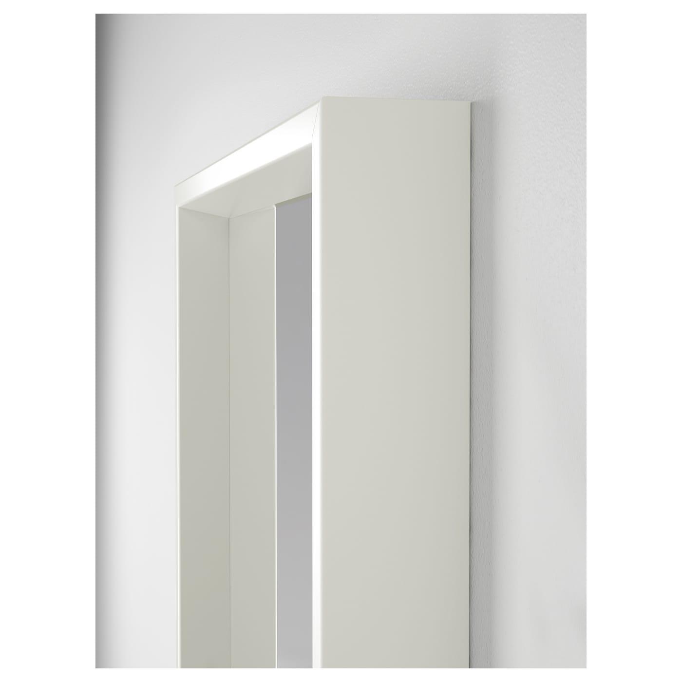 NISSEDAL Espejo, blanco, 40x150 cm IKEA