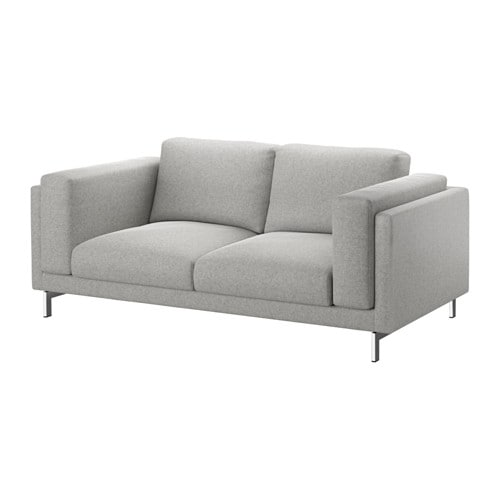 Nockeby funda para sof de 2 plazas tallmyra blanco for Funda sofa 4 plazas