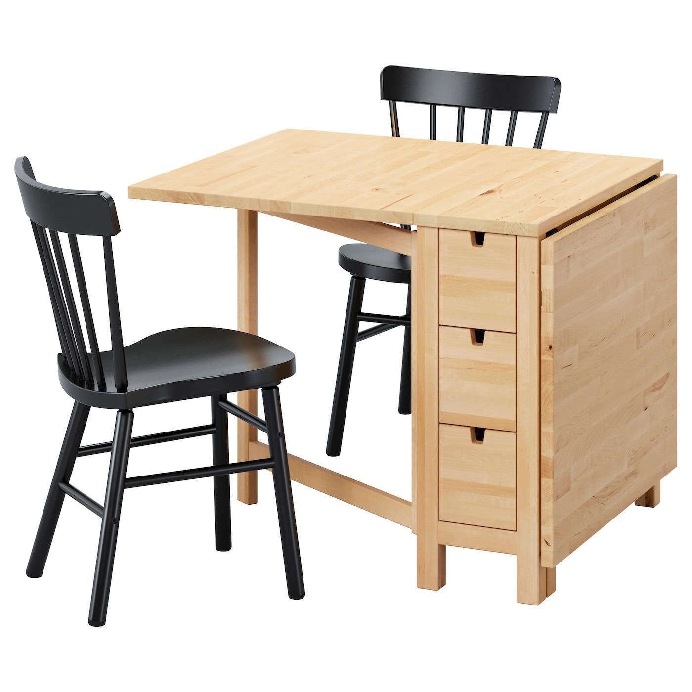 Conjuntos de comedor para 2 personas mesas y sillas - Mesa norden ikea ...