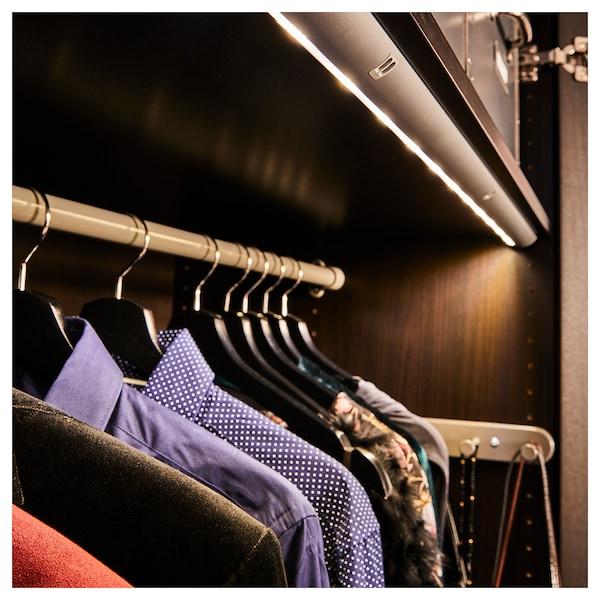 como se conectan la luz armario ikea