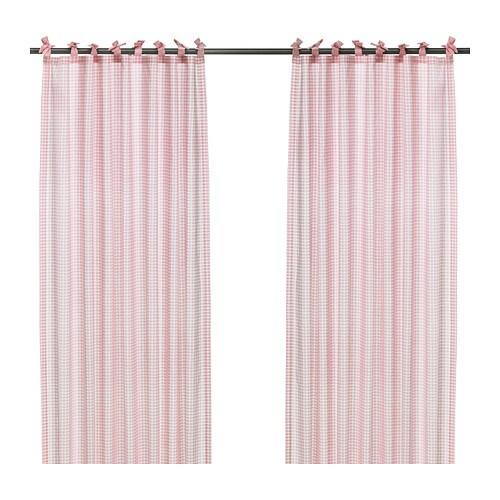 Nyvaken par de cortinas ikea - Cortinas ikea ninos ...