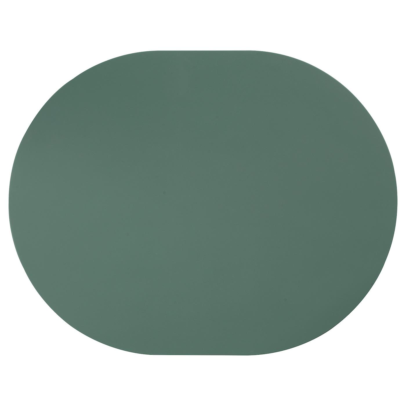 Omt nksam mantel individual antideslizante verde 45 x 35 - Antideslizante alfombras ikea ...