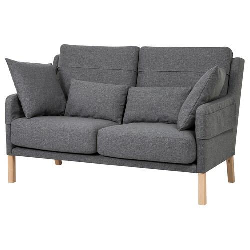 OMTÄNKSAM sofá 2 plazas Gunnared gris 101 cm 92 cm 160 cm 95 cm 101 cm 22 cm 5 cm 68 cm 149 cm 58 cm 51 cm