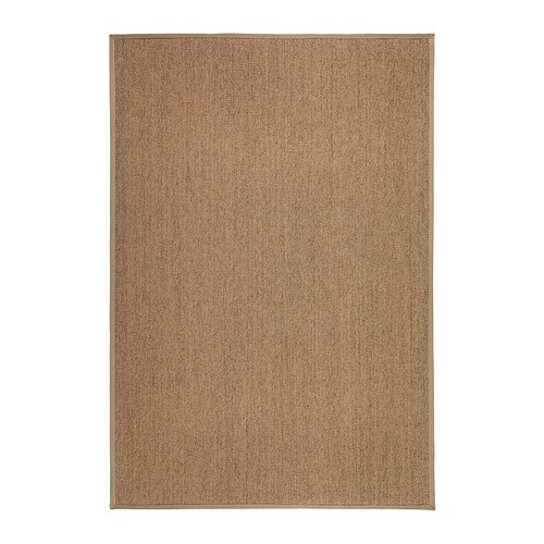 Osted alfombra 133x195 cm ikea for Alfombra de yute ikea