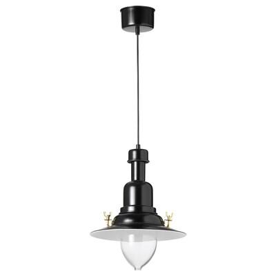 OTTAVA Lámpara de techo, negro