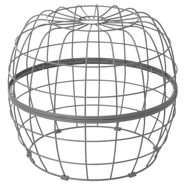 OTTERÖN / INNERSKÄR puf int/ext turquesa claro 41 cm 48 cm