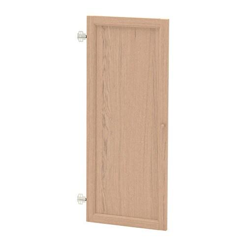 oxberg puerta chapa roble tinte blanco ikea. Black Bedroom Furniture Sets. Home Design Ideas