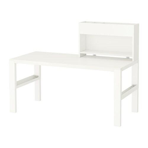 P hl escritorio m dulo adicional blanco ikea - Ikea escritorio blanco ...