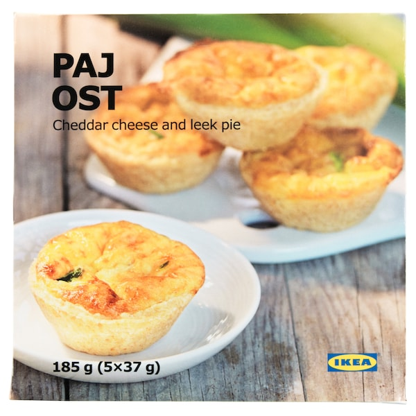 PAJ OST Tarta de queso