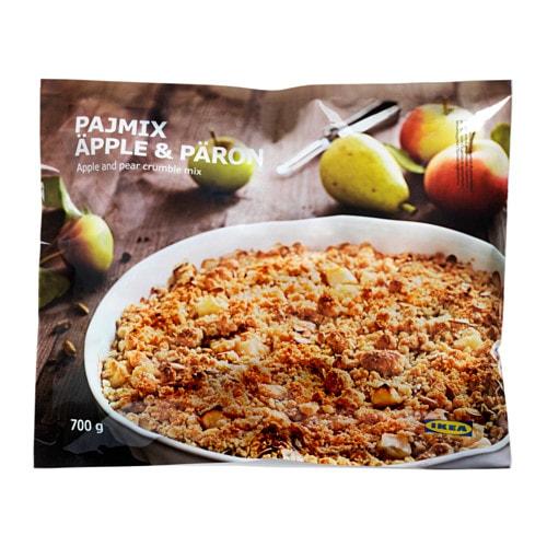 Pajmix pple p ron tarta pera manzana cong ikea for Bandeja horno ikea