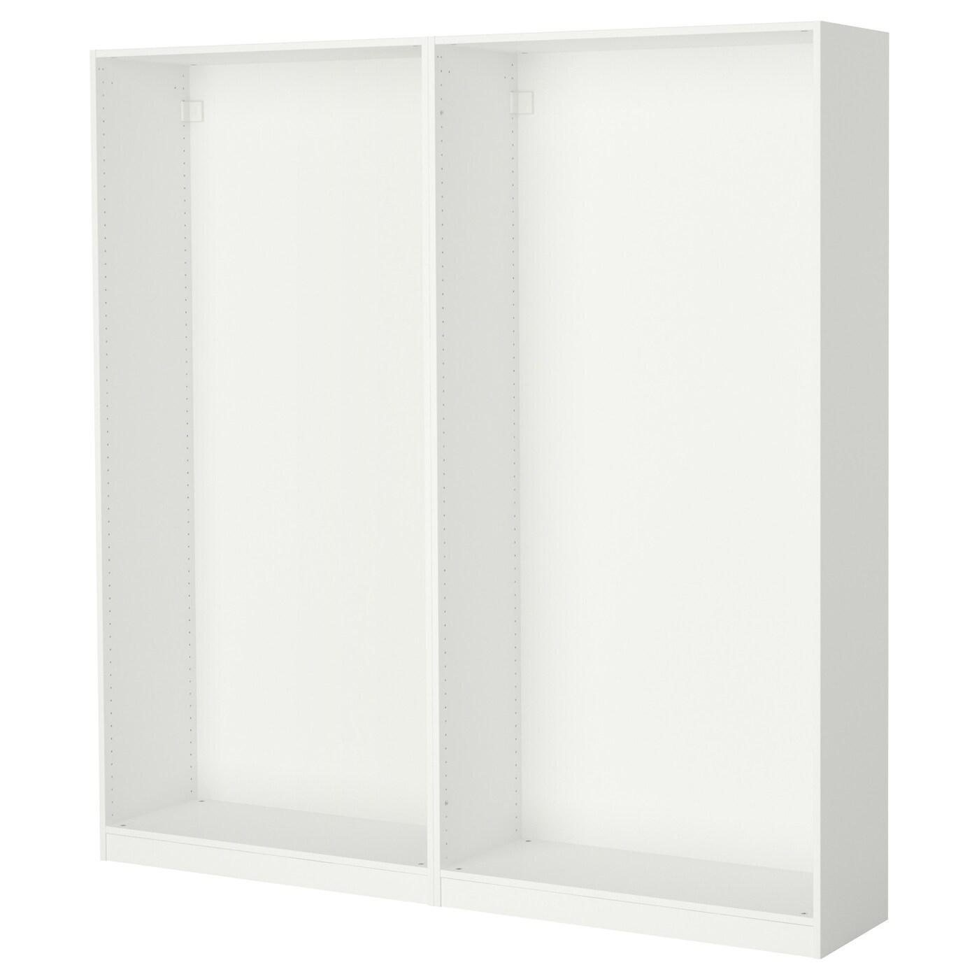Estructuras pax para puertas correderas compra online ikea - Ikea armarios modulares ...
