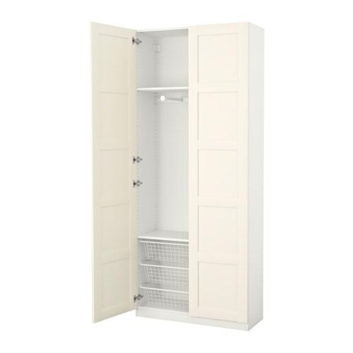 Pax armario 100x38x236 cm b c s ikea - Ikea armarios roperos precios ...