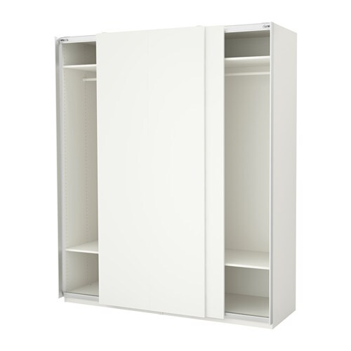 PAX Armario 200x66x236 cm IKEA