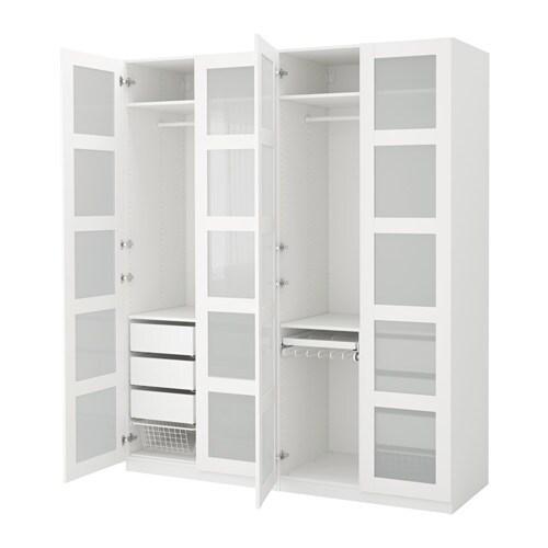 Armario Ikea Pax Bergsbo ~ PAX Armario bisagras estándar IKEA