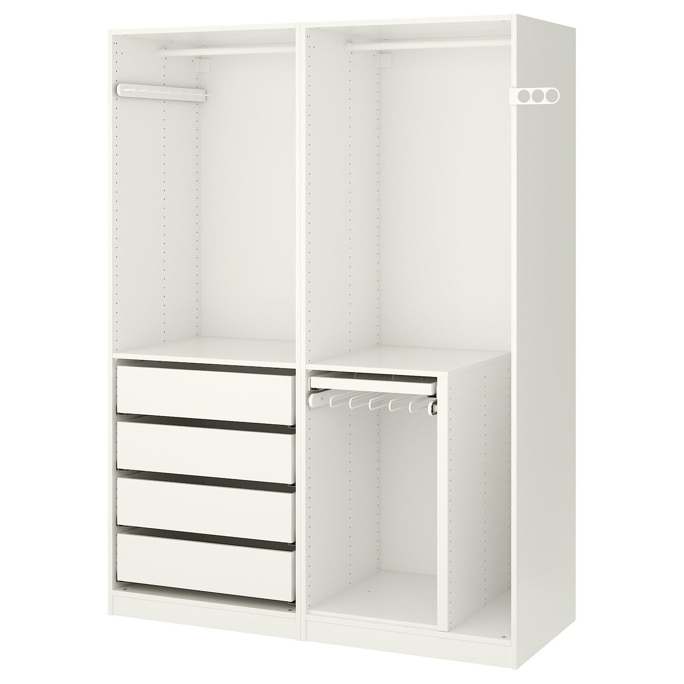 Vestidores y Armarios PAX sin Puertas | Compra Online IKEA