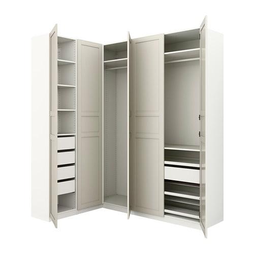Armario Pax Ikea Instrucciones ~ PAX Armario esquina IKEA