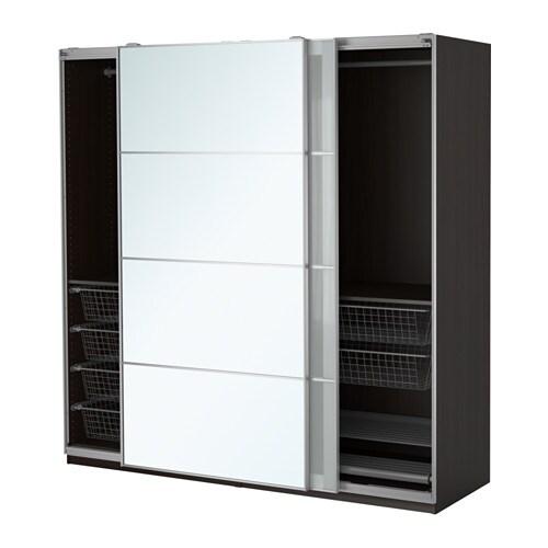 pax armario 200x66x201 cm ikea. Black Bedroom Furniture Sets. Home Design Ideas