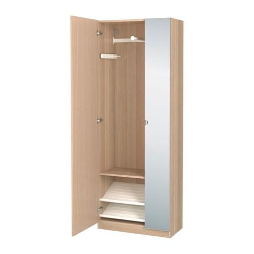 Adesivo Decorativo De Parede Cozinha ~ PAX Armario 75x38x201 cm, bisagra cierre suave IKEA