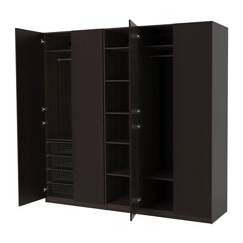 Artesanato Vidro ~ PAX Armario IKEA