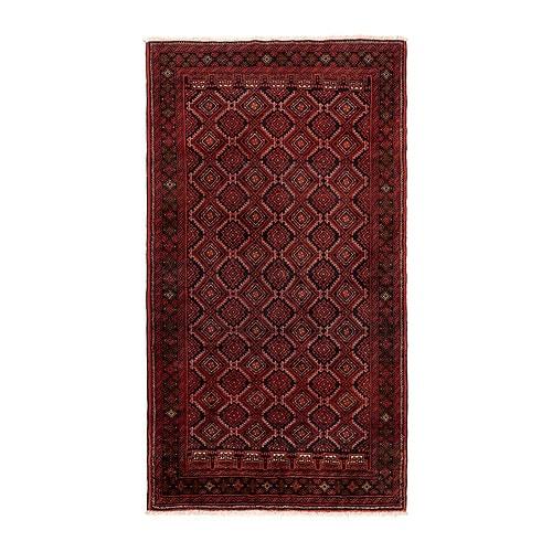 Persisk belutch alfombra pelo corto ikea for Alfombras orientales ikea