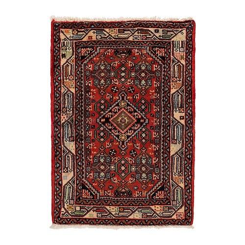 Persisk hamadan alfombra pelo corto ikea for Alfombras orientales ikea