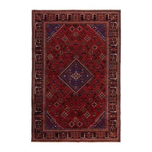 Persisk mix alfombra pelo corto ikea for Alfombras orientales ikea