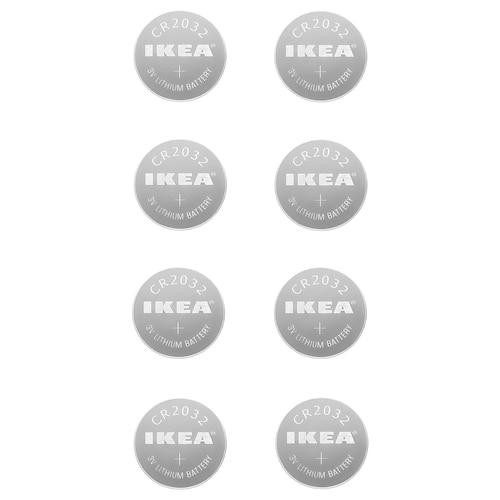 IKEA PLATTBOJ Pila de litio