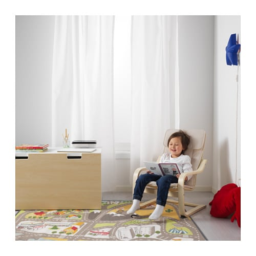 POÄNG Sillón para niños - - IKEA