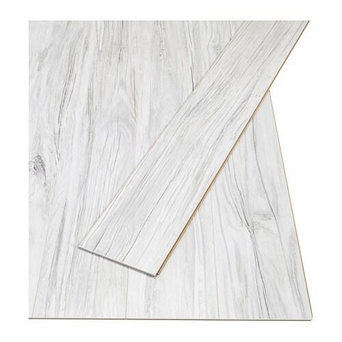 Pr rie suelo laminado efecto roble blanco gris m ikea - Cultivo interior ikea ...