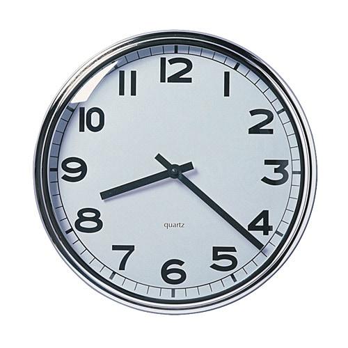 pugg reloj de pared ikea