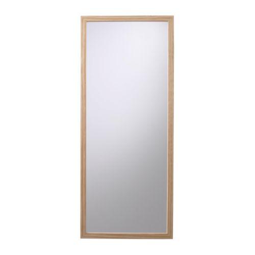 Andra de blanco diy dikeando un marco para espejo - Espejos sin marco ikea ...