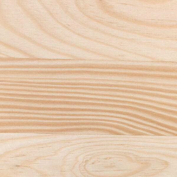 RAST Cómoda de 3 cajones, pino, 62x70 cm