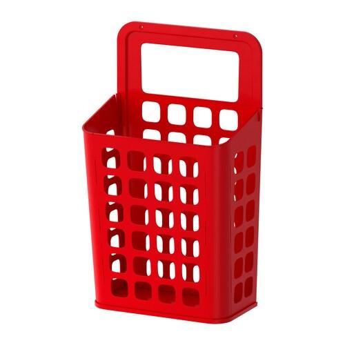 RATIONELL VARIERA Cubo de basura IKEA Esquinas redondeadas. Fácil de limpiar.