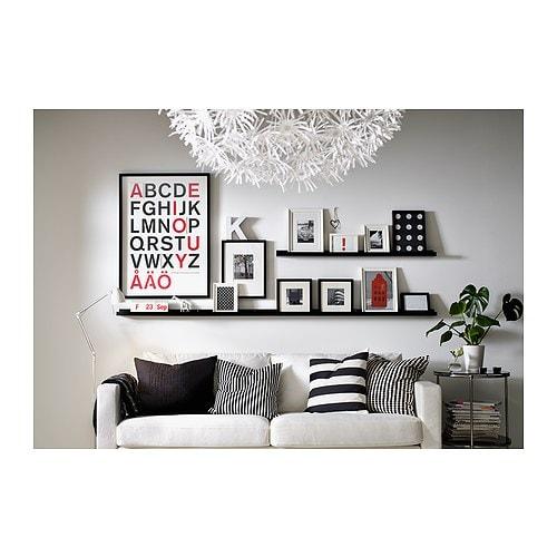 Ayuda que poner en este hueco del salon decorar tu casa - Ikea cuadros grandes ...
