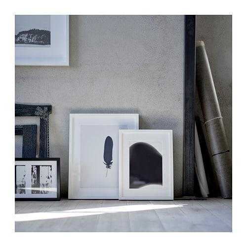 RIBBA Marco Blanco 30 x 40 cm - IKEA