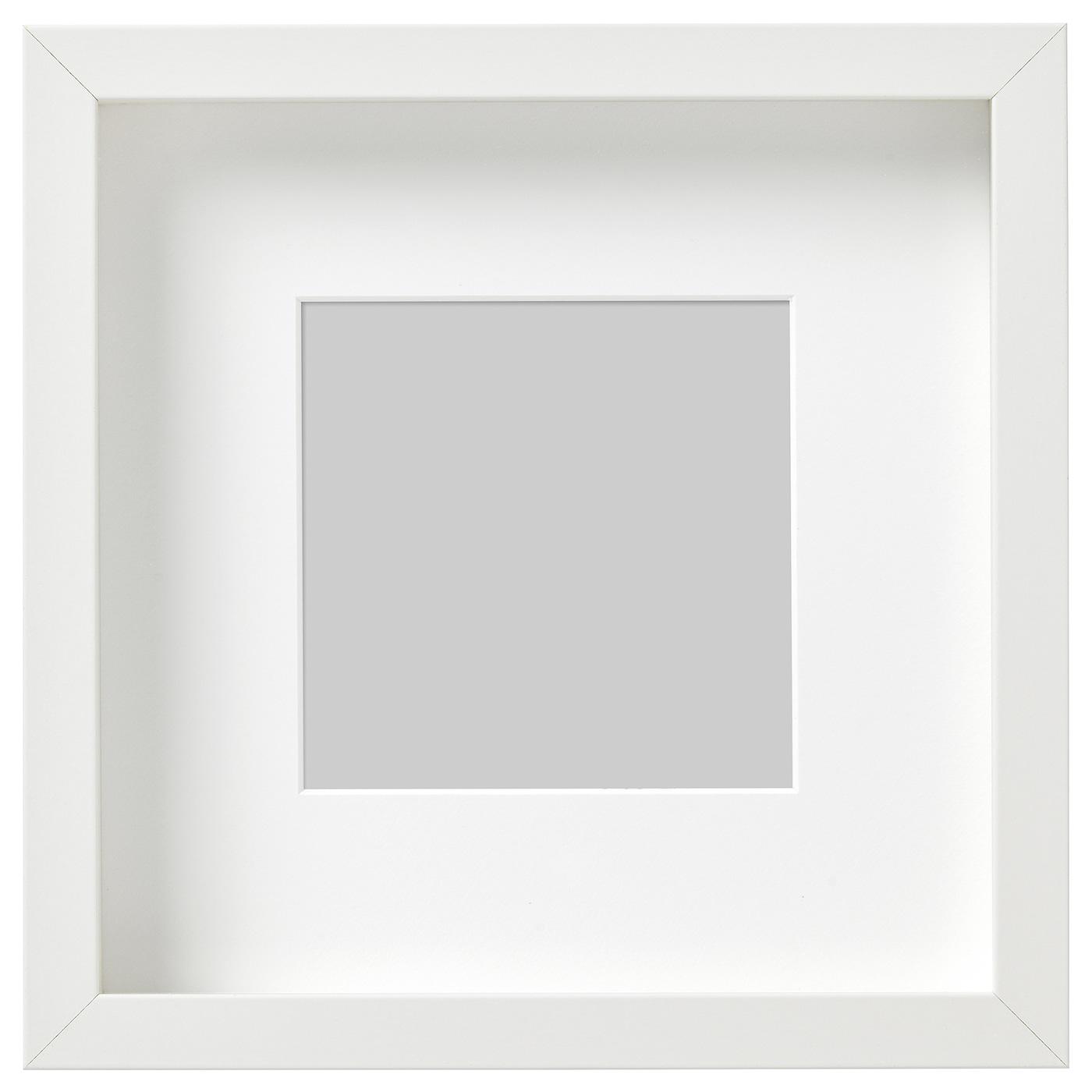 RIBBA Marco Blanco 23 x 23 cm - IKEA