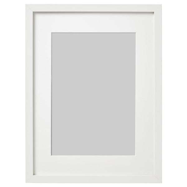 RIBBA Marco, blanco, 30x40 cm