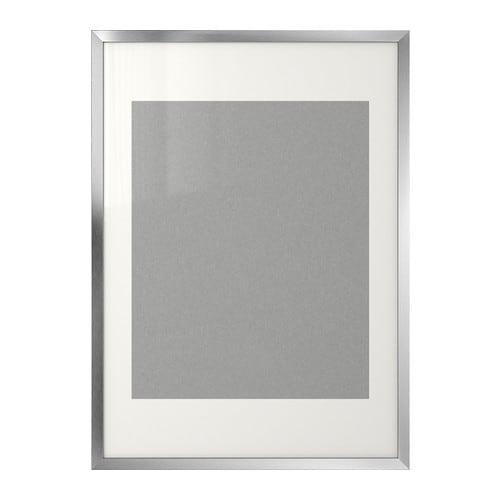 Ribba marco 50x70 cm ikea - Marcos para cuadros ikea ...
