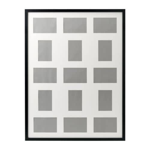 Ribba marco p 15 fotos ikea - Ikea marco fotos ...