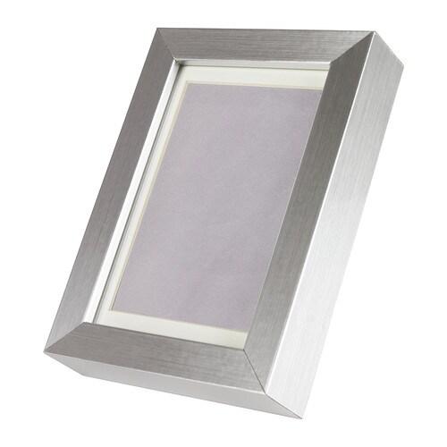Ribba marco color de aluminio ikea - Marcos de ikea ...