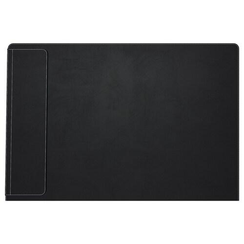 RISSLA protector de escritorio negro 86 cm 58 cm