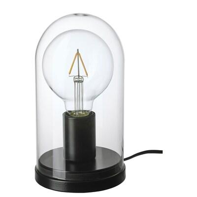 ROPUDDEN Lámpara de mesa, campana