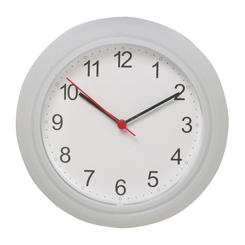 Rusch reloj de pared ikea - Reloj de pared adhesivo ikea ...
