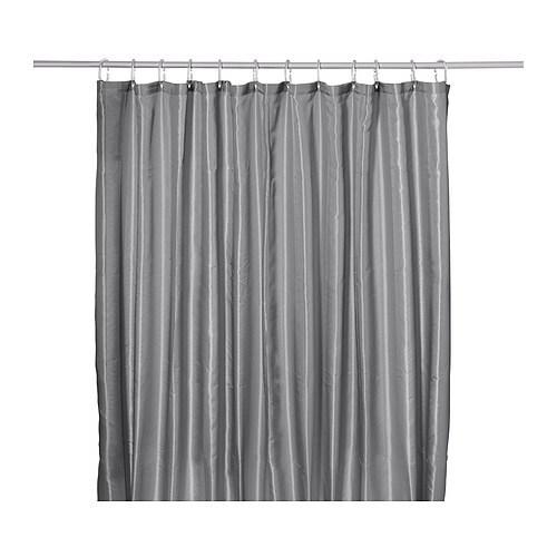Saltgrund cortina de ducha ikea for Barra cortina ducha ikea