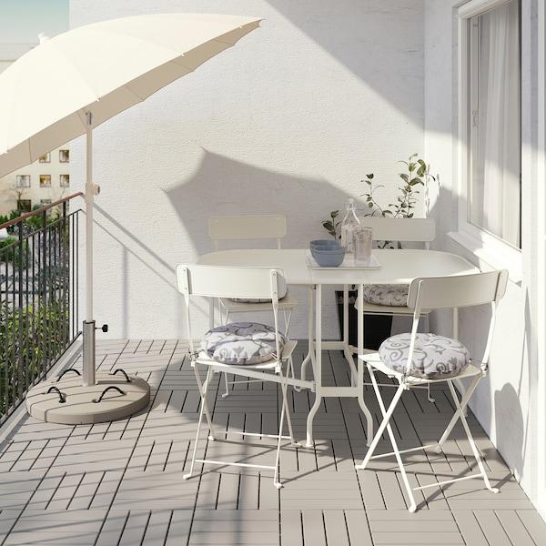 IKEA SALTHOLMEN Mesa plegable jardín