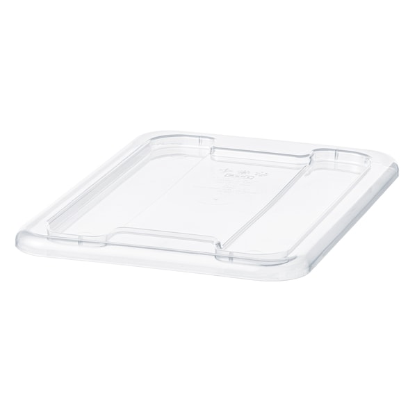 SAMLA Tapa para caja de 5 litros, transparente