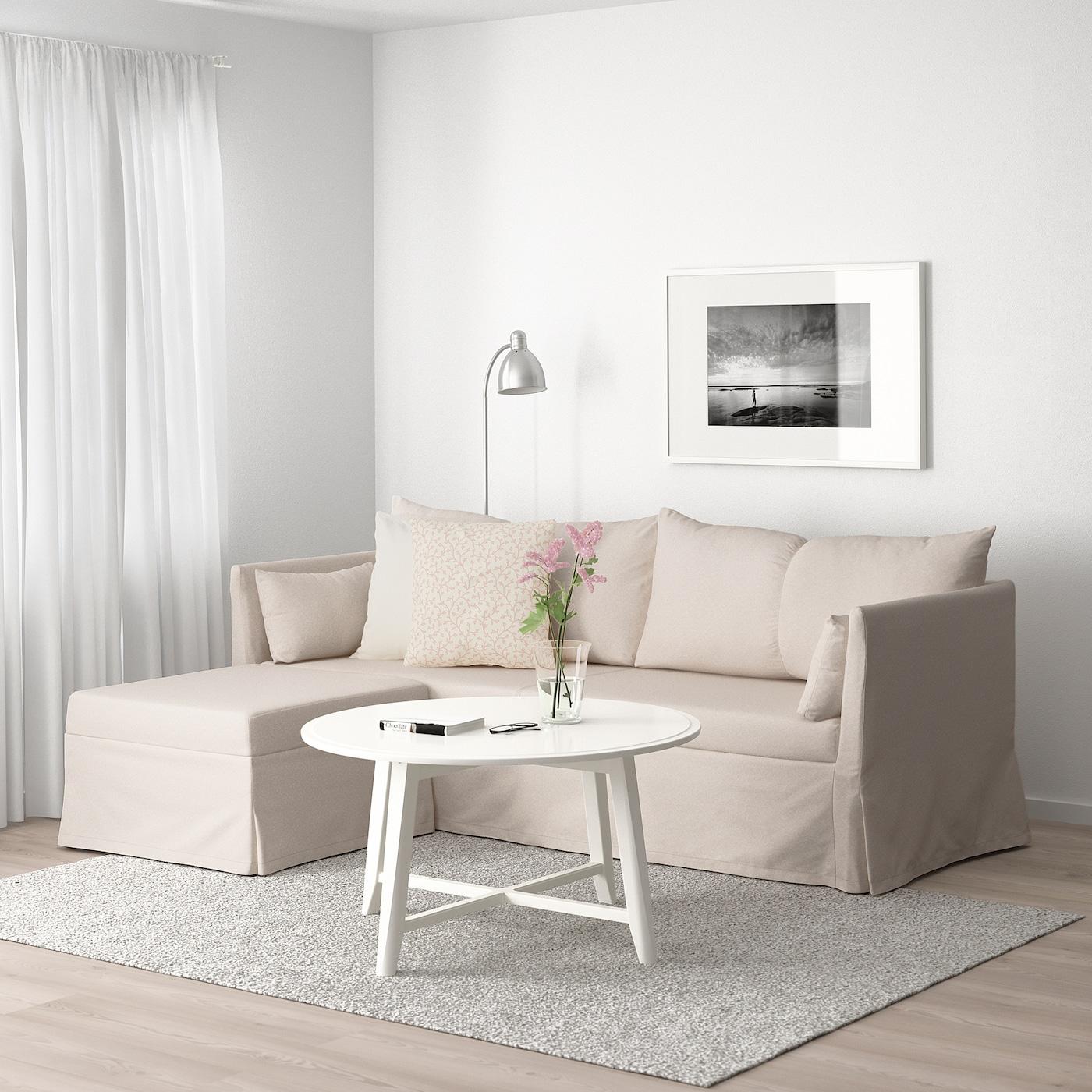 ikea sofa cama en esquina sandbacken españa