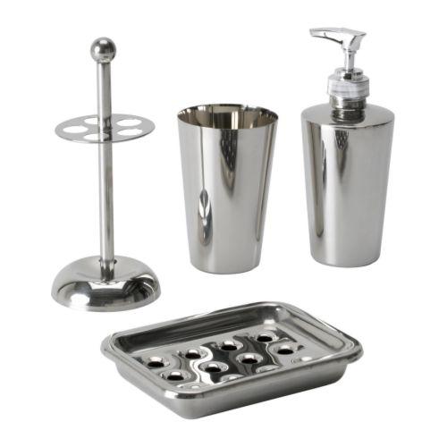 Juego De Baño Ofertas:Bathroom Accessories Sets IKEA