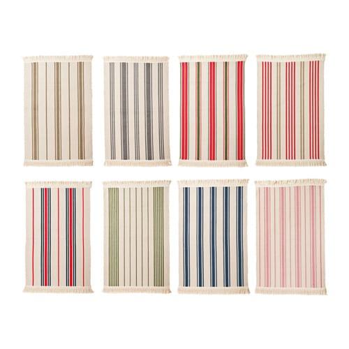 SIGNE - Alfombra, varios colores, 55x85cm - Artículo en función / detalle