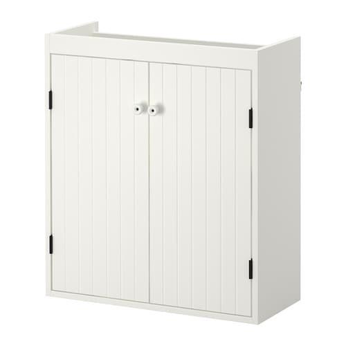Silver n armario lavabo 2prtas ikea - Ikea armarios bano ...